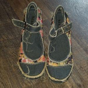 Rebel maryjane heels